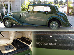 1938 Rolls Royce current project