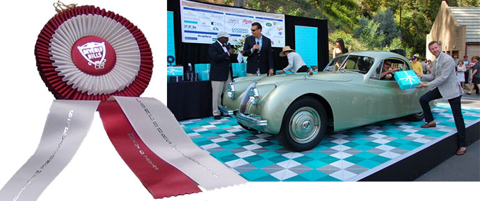 1952 XK120 Coupe - Best of Show - May 6, 2012