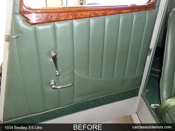 bentley restoration reupholster bentley upholstery. Black Bedroom Furniture Sets. Home Design Ideas