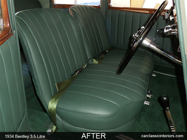 bentley restoration reupholster bentley upholstery. Black Bedroom Furniture Sets. Home Design Ideas