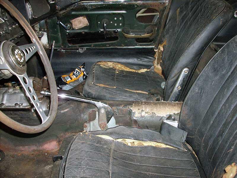Jaguar Xke Coupe. 1964 Jaguar XKE Coupe