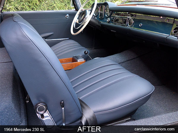 mercedes benz upholstery seats carpets interior panels html autos weblog. Black Bedroom Furniture Sets. Home Design Ideas