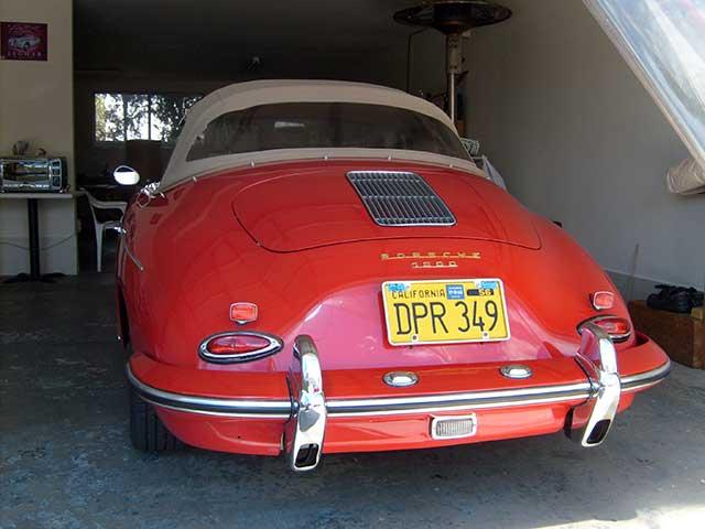 Porsche Restoration Reupholster Porsche Upholstery 356 911