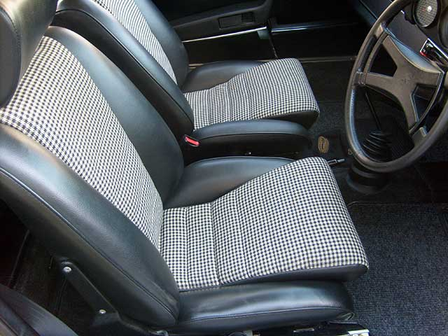 Reupholster Car Seats Fabric