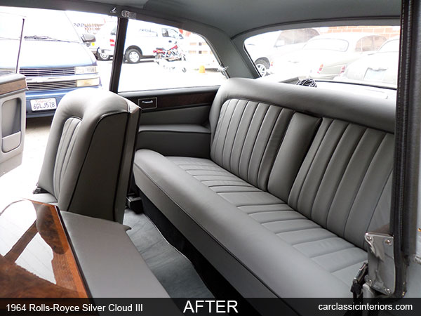 rolls royce restoration rolls royce interior upholstery woodwork. Black Bedroom Furniture Sets. Home Design Ideas