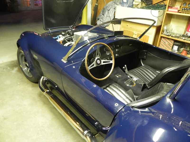 Shelby Cobra Restoration
